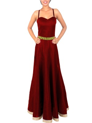Women's Full Gown Free Size