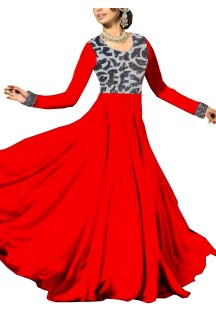 Women's Stylish Partywear Gown Dress