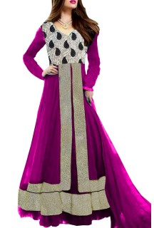 Women's Anarkali Full Gown Dress