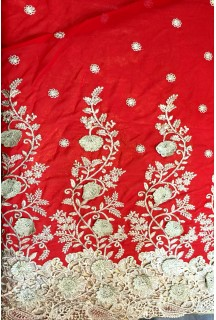 "Fine Georgette Embrodry 44"" width"