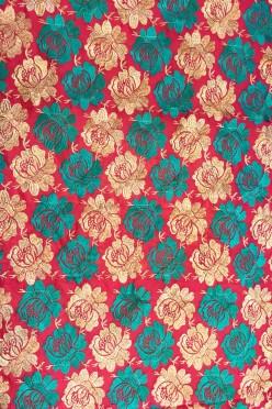 "Fine Georgette Embrodry Design 44"" width"