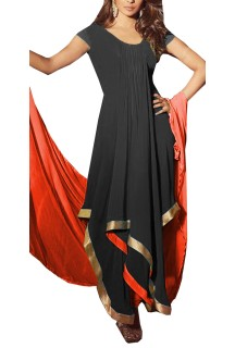 women asymetrical dress
