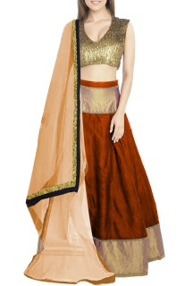 women's lehenga choli dress