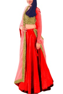 women lehenga choli dress free size