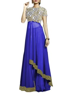 women's designer long gown dress free size