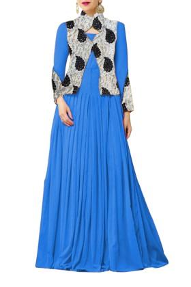 women's designer long gown dress free size