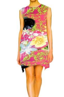 Digital Printed Cottan Kurti Style Top