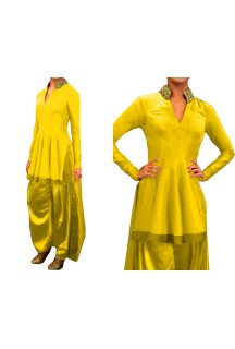 Stylish Short Anarkali Suit