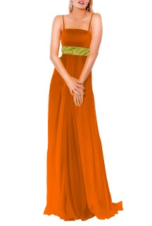 Stylish Full length Flairy Gown
